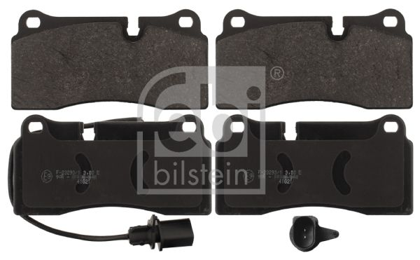 SET PLACUTE FRANA FRANA DISC FEBI BILSTEIN 116022