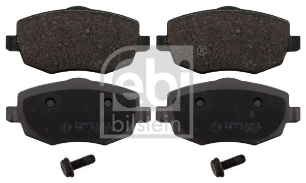 SET PLACUTE FRANA FRANA DISC FEBI BILSTEIN 116098