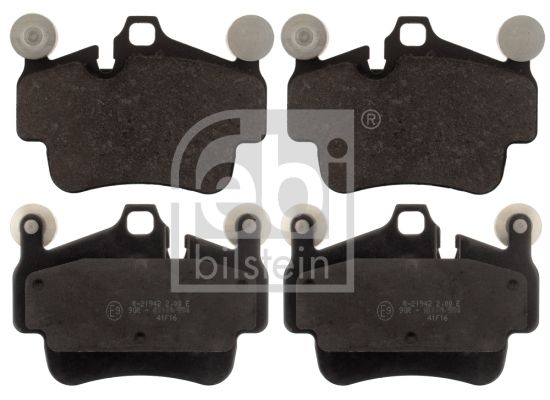SET PLACUTE FRANA FRANA DISC FEBI BILSTEIN 116171