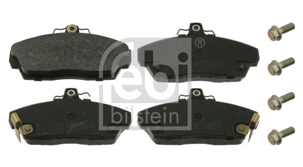 SET PLACUTE FRANA FRANA DISC FEBI BILSTEIN 16114