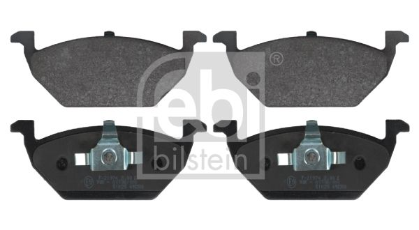 SET PLACUTE FRANA FRANA DISC FEBI BILSTEIN 16328