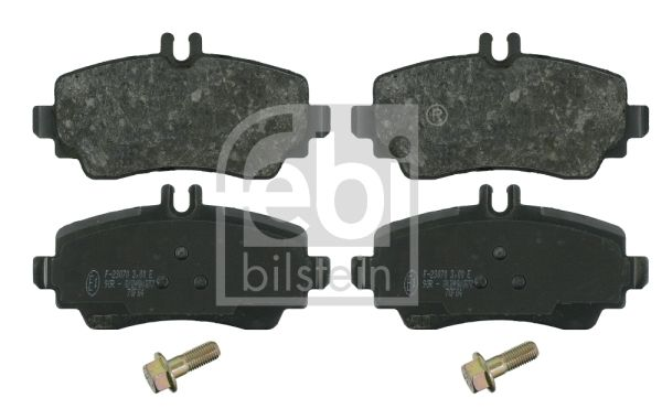 SET PLACUTE FRANA FRANA DISC FEBI BILSTEIN 16373