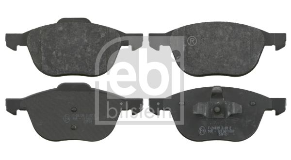 SET PLACUTE FRANA FRANA DISC FEBI BILSTEIN 16479