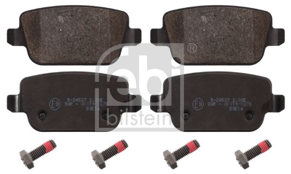 SET PLACUTE FRANA FRANA DISC FEBI BILSTEIN 16642