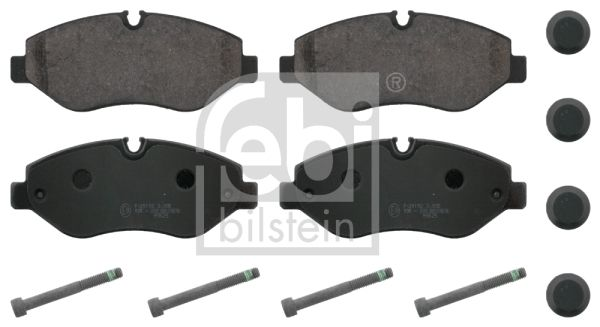 SET PLACUTE FRANA FRANA DISC FEBI BILSTEIN 16710