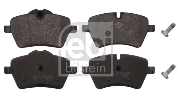 SET PLACUTE FRANA FRANA DISC FEBI BILSTEIN 16727