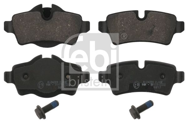 SET PLACUTE FRANA FRANA DISC FEBI BILSTEIN 16742