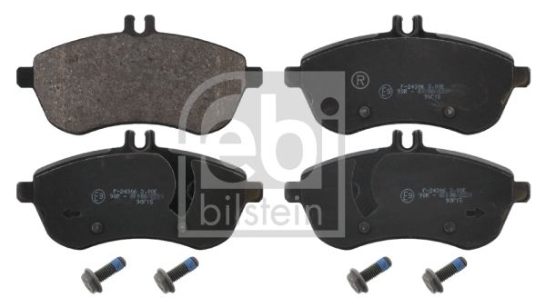 SET PLACUTE FRANA FRANA DISC FEBI BILSTEIN 16749