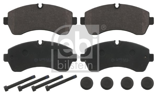 SET PLACUTE FRANA FRANA DISC FEBI BILSTEIN 16753