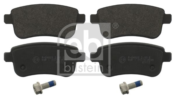 SET PLACUTE FRANA FRANA DISC FEBI BILSTEIN 16784