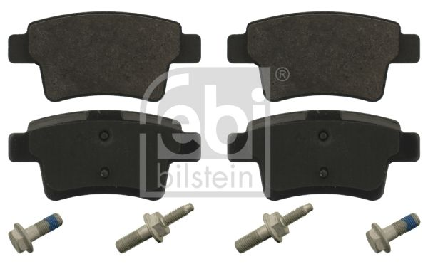 SET PLACUTE FRANA FRANA DISC FEBI BILSTEIN 16793