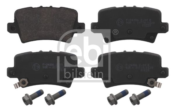 SET PLACUTE FRANA FRANA DISC FEBI BILSTEIN 16801