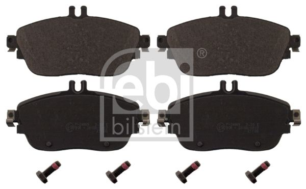 SET PLACUTE FRANA FRANA DISC FEBI BILSTEIN 16870