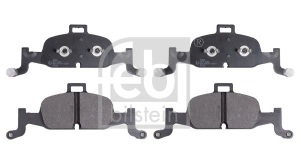 SET PLACUTE FRANA FRANA DISC FEBI BILSTEIN 16938