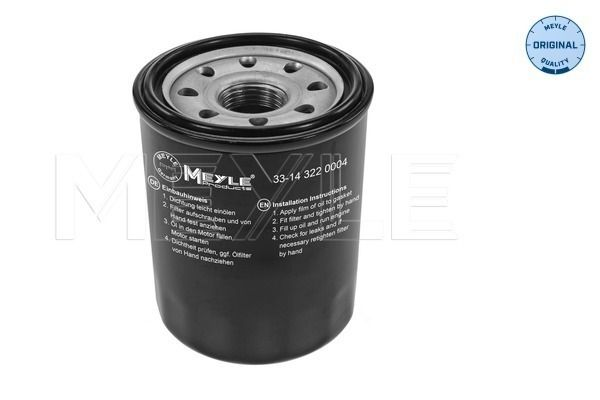 FILTRU ULEI MEYLE 33-14 322 0004