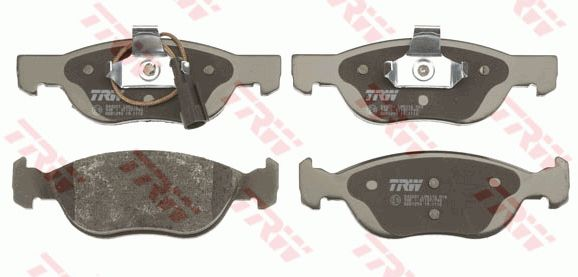 SET PLACUTE FRANA FRANA DISC TRW GDB1290