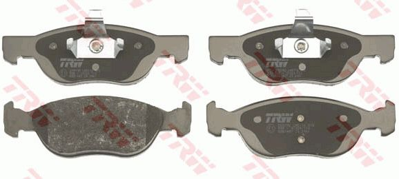 SET PLACUTE FRANA FRANA DISC TRW GDB1487