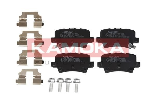 SET PLACUTE FRANA FRANA DISC KAMOKA JQ101261
