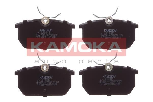 SET PLACUTE FRANA FRANA DISC KAMOKA JQ101818