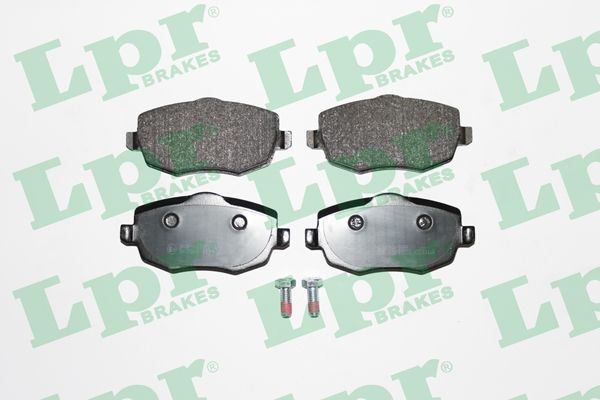 SET PLACUTE FRANA FRANA DISC LPR 05P1223