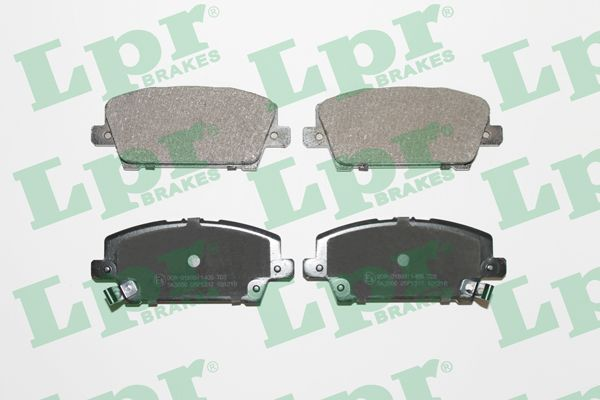 SET PLACUTE FRANA FRANA DISC LPR 05P1317