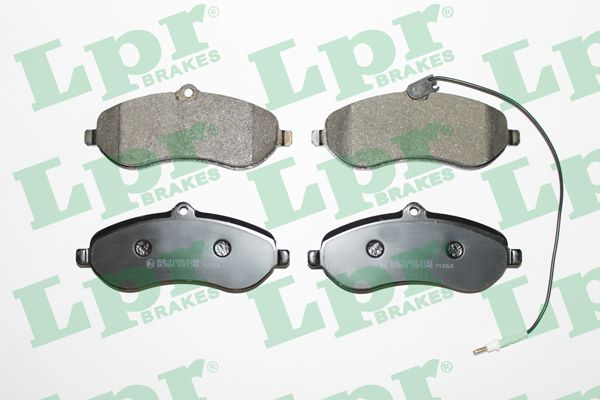 SET PLACUTE FRANA FRANA DISC LPR 05P1348