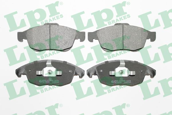 SET PLACUTE FRANA FRANA DISC LPR 05P1351