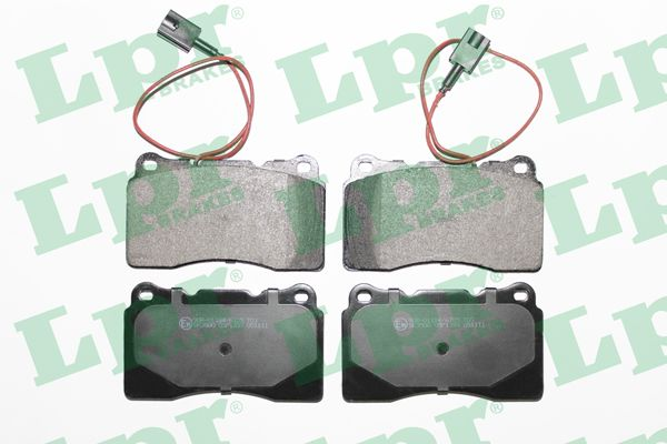 SET PLACUTE FRANA FRANA DISC LPR 05P1393