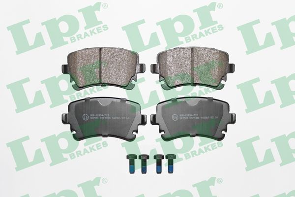 SET PLACUTE FRANA FRANA DISC LPR 05P1398