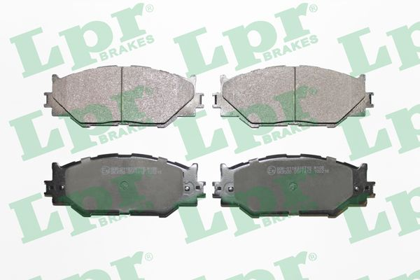 SET PLACUTE FRANA FRANA DISC LPR 05P1412