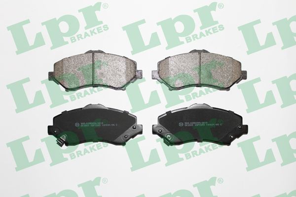 SET PLACUTE FRANA FRANA DISC LPR 05P1549