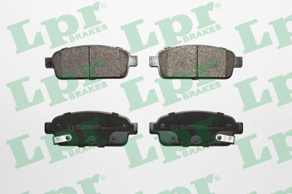 SET PLACUTE FRANA FRANA DISC LPR 05P1575