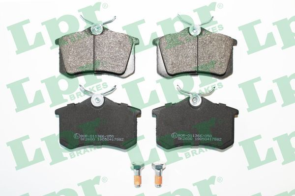 SET PLACUTE FRANA FRANA DISC LPR 05P1788