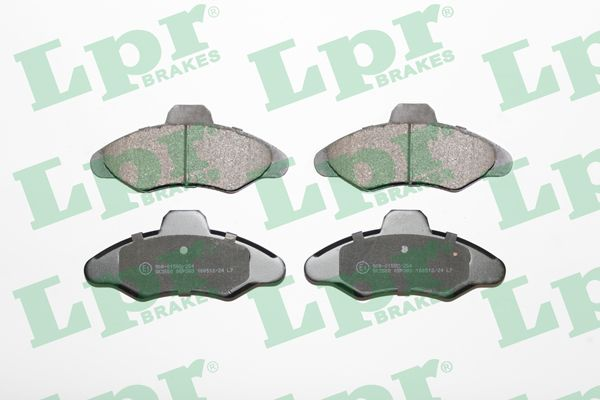 SET PLACUTE FRANA FRANA DISC LPR 05P383