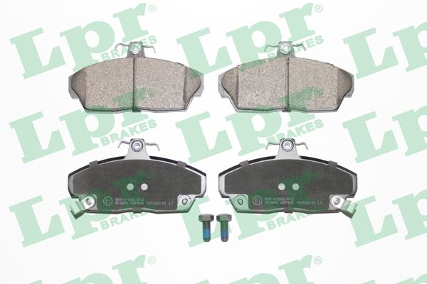 SET PLACUTE FRANA FRANA DISC LPR 05P430
