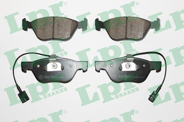 SET PLACUTE FRANA FRANA DISC LPR 05P614