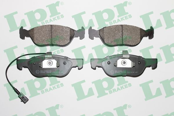SET PLACUTE FRANA FRANA DISC LPR 05P646
