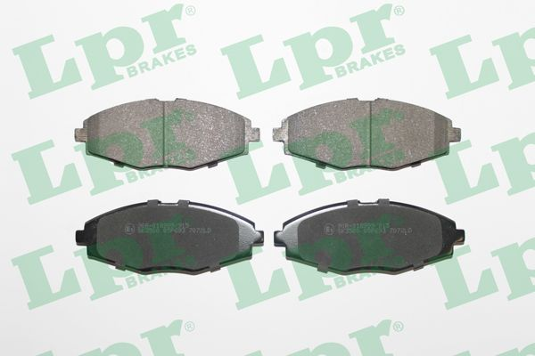 SET PLACUTE FRANA FRANA DISC LPR 05P693