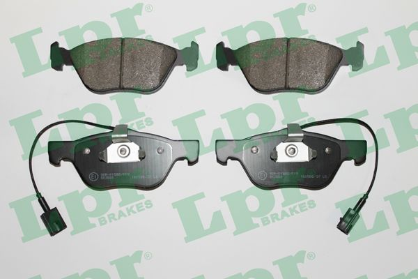 SET PLACUTE FRANA FRANA DISC LPR 05P720