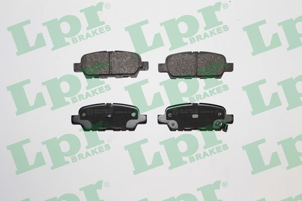 SET PLACUTE FRANA FRANA DISC LPR 05P857