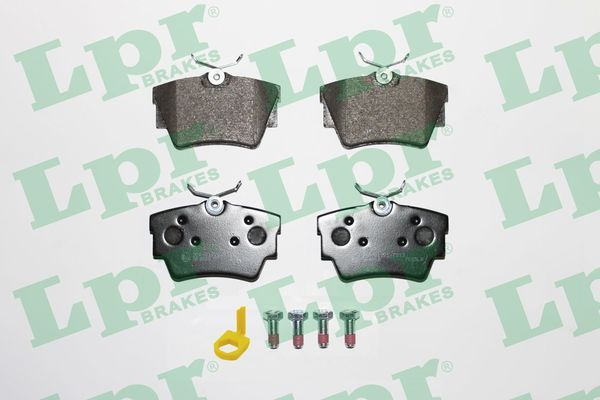 SET PLACUTE FRANA FRANA DISC LPR 05P946