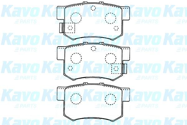 SET PLACUTE FRANA FRANA DISC KAVO PARTS BP-2043
