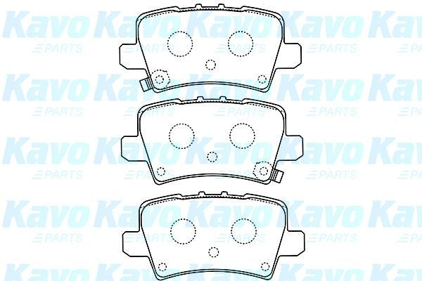 SET PLACUTE FRANA FRANA DISC KAVO PARTS BP-2051