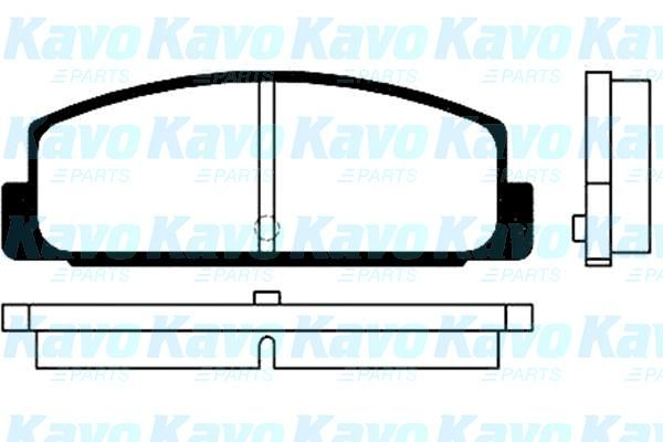 SET PLACUTE FRANA FRANA DISC KAVO PARTS BP-4534