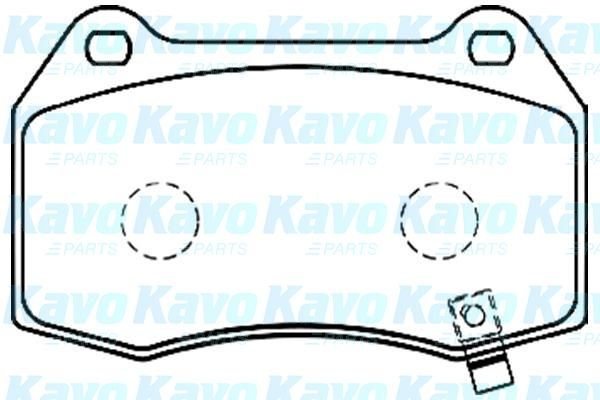 SET PLACUTE FRANA FRANA DISC KAVO PARTS BP-6573