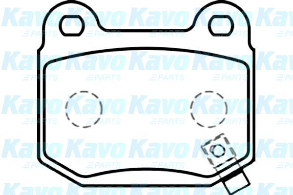 SET PLACUTE FRANA FRANA DISC KAVO PARTS BP-6574