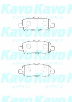 SET PLACUTE FRANA FRANA DISC KAVO PARTS BP-6605