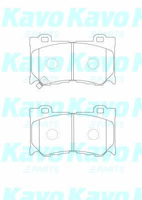 SET PLACUTE FRANA FRANA DISC KAVO PARTS BP-6606