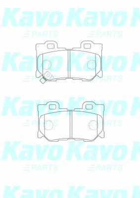 SET PLACUTE FRANA FRANA DISC KAVO PARTS BP-6607