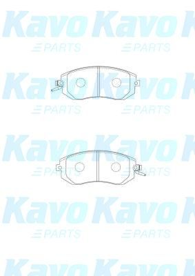 SET PLACUTE FRANA FRANA DISC KAVO PARTS BP-8024